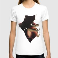man of steel T-shirts featuring Man of steel by BTailor