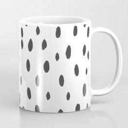 brushstrokes Coffee Mug