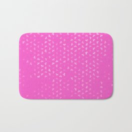 capricorn zodiac sign pattern mag Bath Mat