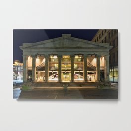 Providence Arcade - Providence, Rhode Island Metal Print