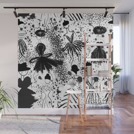 French Fashion Wall Mural