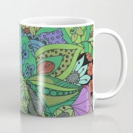 Floral nymph Coffee Mug