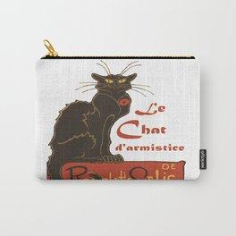 Tournee du Chat Noir D'Armistice Tribute Vector Carry-All Pouch