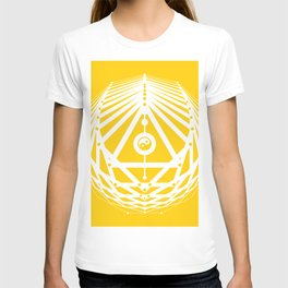 Radiant Abundance (yellow-white) T-shirt
