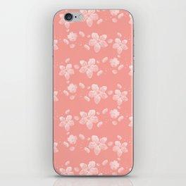 Sakura Pattern iPhone Skin