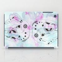 gemini iPad Cases featuring GEMINI by Heaven7