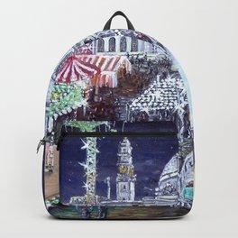 Cardiff Winter Wonderland Backpack