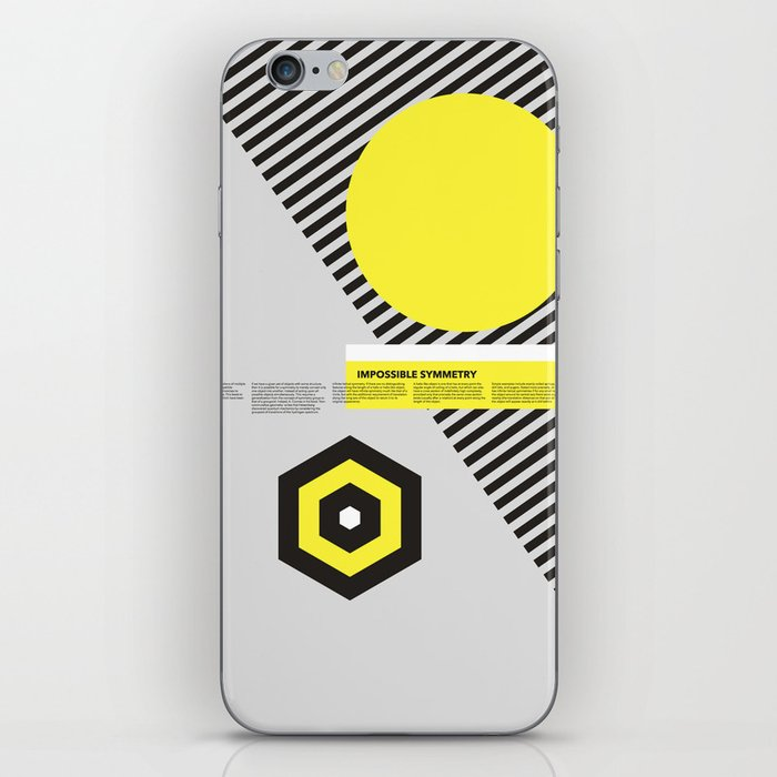 Impossible Symmetry - By iPhone Skin