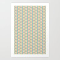 pixel art Art Prints featuring Pixel  by Colocolo Design | www.colocolodesign.de