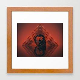 skuul008 Framed Art Print