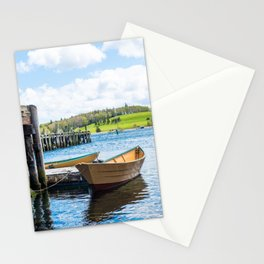 Lunenburg Harbor Stationery Cards