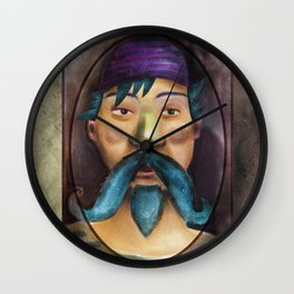 Rodolfo. Wall Clock