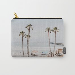 palm trees x / california Carry-All Pouch