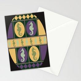 Seahorse Parade Stationery Cards