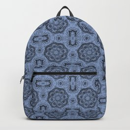 Serenity Doily Floral Backpack