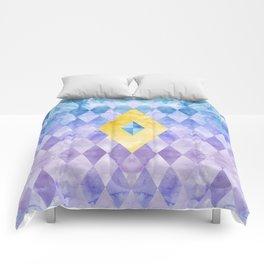 Fi Geometry Comforters