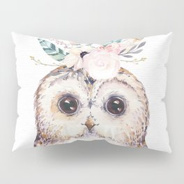 Forest Owl by Nature Magick Pillow Sham