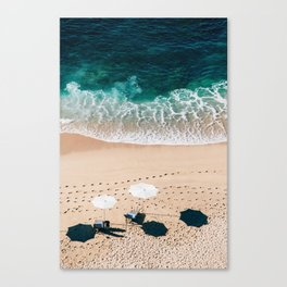 Beach Vacation Canvas Print