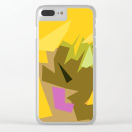 Natural4 Clear iPhone Case