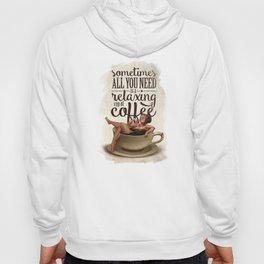Coffee Lady Hoody
