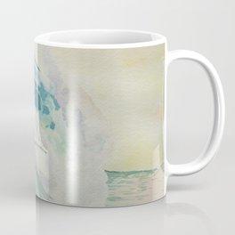Incoming Energy Wave Coffee Mug