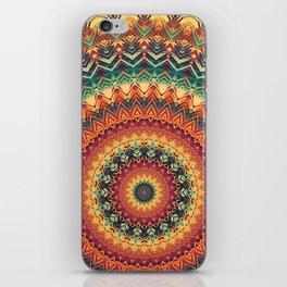 Mandala 254 iPhone Skin