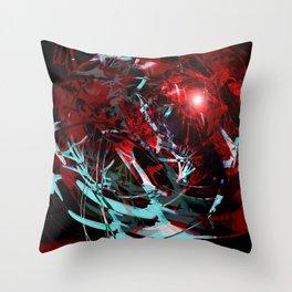 - le nid - Throw Pillow