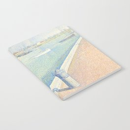 The Channel of Gravelines, Petit Fort Philippe Notebook