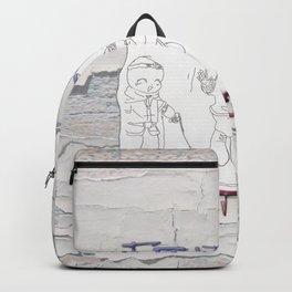 Enjoy Friends Backpack
