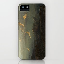 The Grand Canyon Sunset iPhone Case