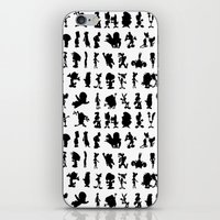 cartoons iPhone & iPod Skins featuring Cartoons by Valerie Agrusa Photography