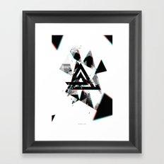 Illumine - Soundscape Framed Art Print