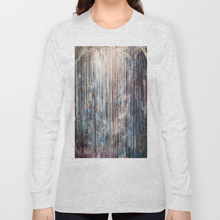 Blue Away Long Sleeve T-shirt