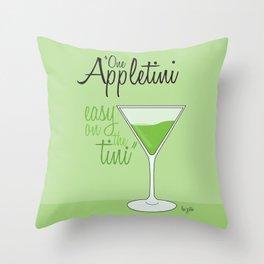 Tv drink quotes [ SCRUBS ] Throw Pillow
