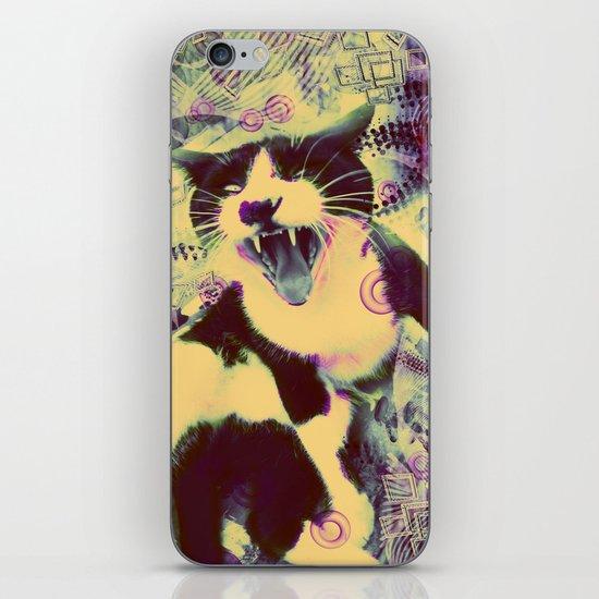 SID MICIUS iPhone & iPod Skin