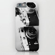 Classic Cameras iPhone 6s Slim Case