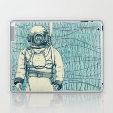 Diver Laptop & iPad Skin