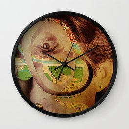 Michael D6 Wall Clock