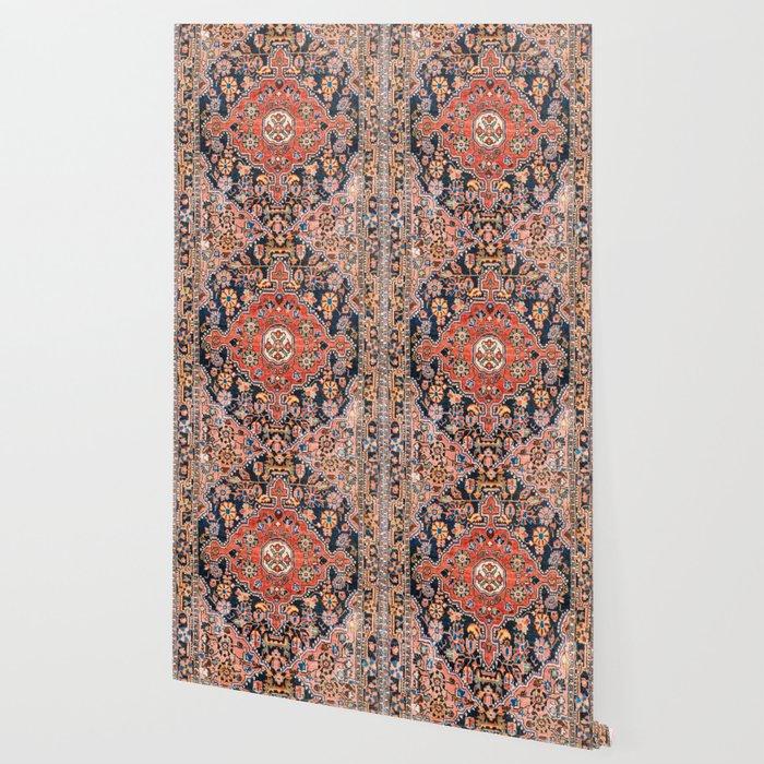 Djosan Poshti West Persian Rug Print Wallpaper
