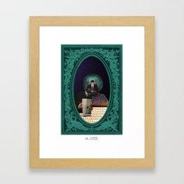 The Sleuth Framed Art Print