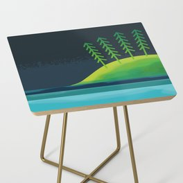 woods Side Table