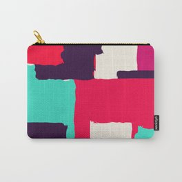 ABSTRACT PATCH Carry-All Pouch