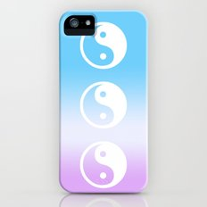 yin yang Slim Case iPhone (5, 5s)
