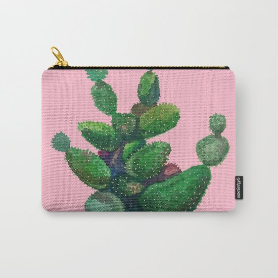 cactus big Carry-All Pouch