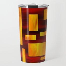 Squesmios V1 - squarefire Travel Mug