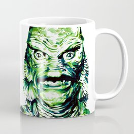 The Creature from the Black Lagoon Coffee Mug