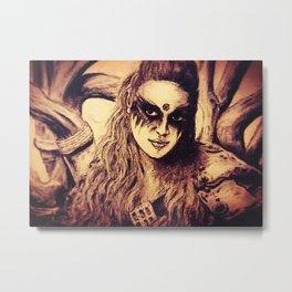 Reshop Heda Metal Print