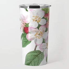 HIGHEST QUALITY botanical poster of Apple tree Travel Mug