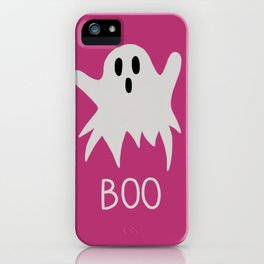 Are you scared ? #7 iPhone Case