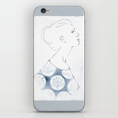 Delia iPhone & iPod Skin